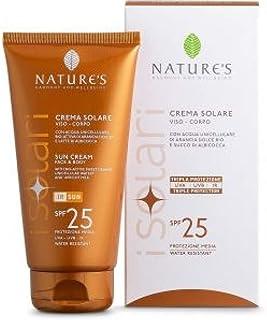 Bios Line Solari Natures Crema Spf25-200 gr