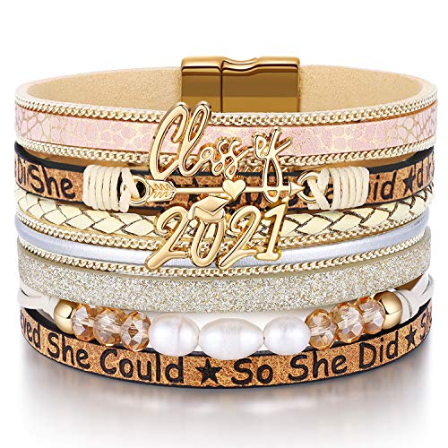Graduation Gifts for Her Class of 2021 College High School Graduate...