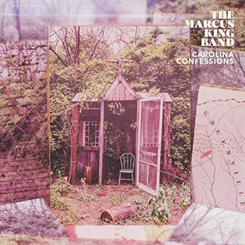 The Marcus King Band - Carolina Confessions