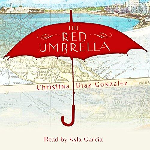 The Red Umbrella audiobook cover art