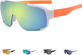 QSCTYG Outdoor Fietsen Zonnebril Sprot Fiets MTB Mountainbike Bril Motorfiets Vis Zonnebril Fietsen Eyewear motorbril 722