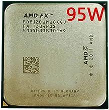 AMD FX-Series FX 8120 FX8120 FX-8120 3.1 GHz 95W Eight-Core CPU Processor FD8120WMW8KGU Socket AM3+