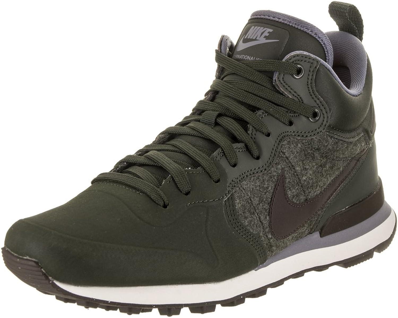 NIKE Internationalist Utility Wool Pack 857937-301 Sequoia Brown Men's shoes