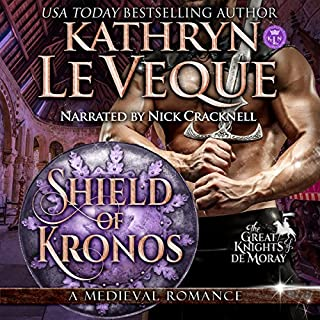 Shield of Kronos cover art