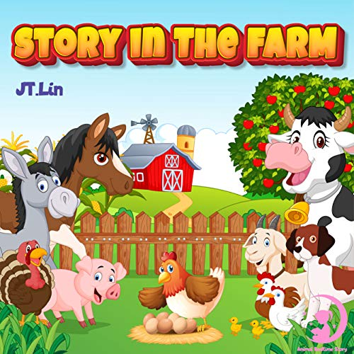 Story In The Farm: The Sheep lost in the forest | Before Sleep Bedtime Story Book for kids age 2-6 years old | Gifts for girls (English Edition)
