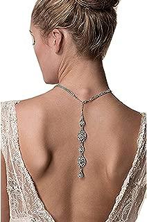 choker backdrop necklace