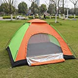 DED Tienda De Campaña para 2 Personas Impermeable Acampad Camping Carpa Multicolor