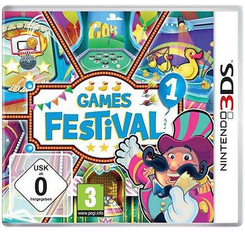 Games Festival 1 juego de cartas