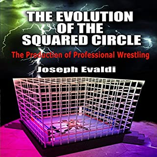 The Evolution of the Squared Circle audiobook cover art