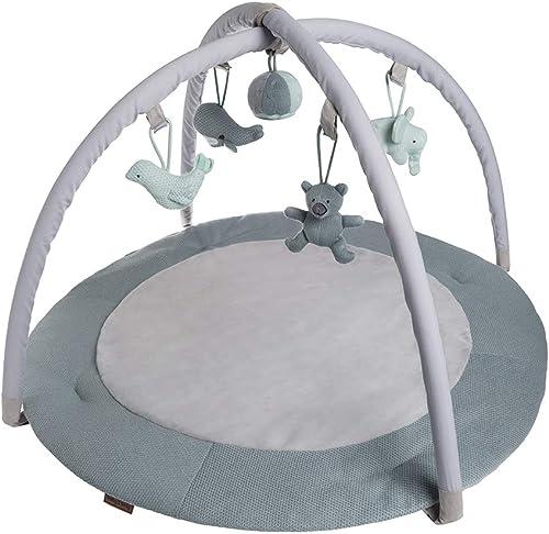Baby's Only 850253 Baby Activity-Krabbeldecke Spielbogen stoneGrün