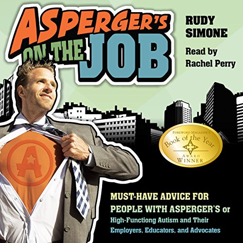 Asperger's on the Job audiobook cover art