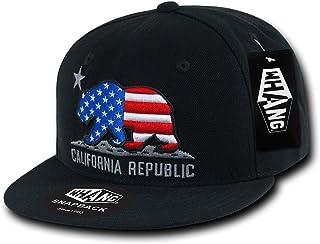 Whang Snap Back Cali Star Stripe Head Wear