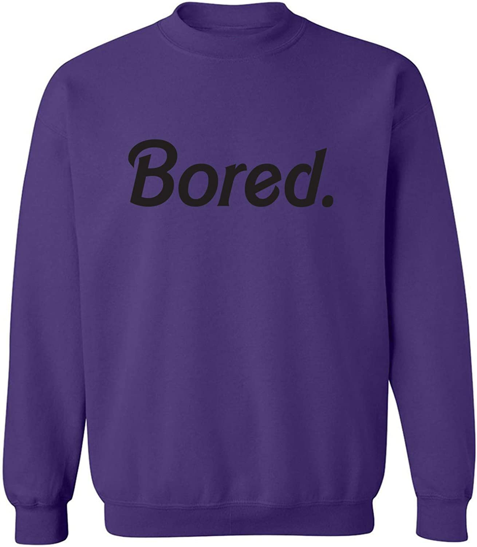 zerogravitee Bored Crewneck Sweatshirt
