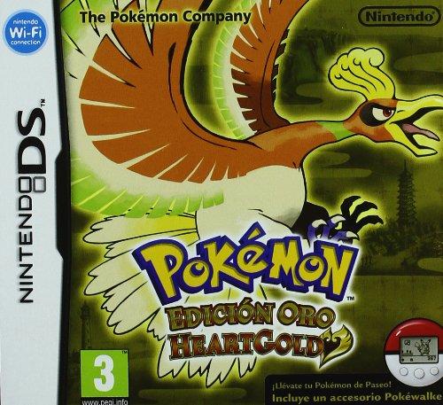 Pokemon Oro Heart Gold + Poke Walker