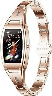 MK26 Smart Horloge Vrouwen Waterdichte Hartslag Dames Smartwatch Fitness Armband voor Android IOS Girl Lovly Gift