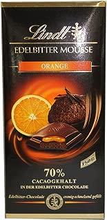 Lindt Edelbitter Mousse Orange
