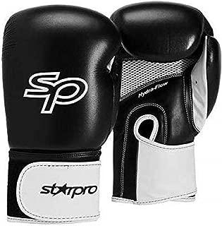 Synth/étique Cuir Gant pour Sparring Muay Thai Sac Frappe Entra/înement Mitaines Kickboxing Comp/étition 8oz 10oz 12oz 14oz 16oz Hommes et Femmes Starpro Gants de Boxe pour Entrainement