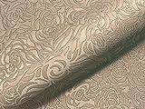 Möbelstoff CHELSEA FR Muster Ornamente Farbe beige als