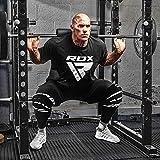 Zoom IMG-2 rdx ginocchio bandage powerlifting ginocchiere