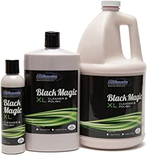 Ultimate Black Magic XL Cleaner/Polish- 8 ounce bottle