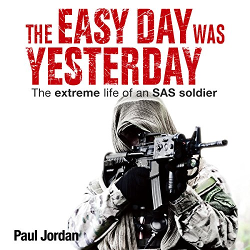 The Easy Day Was Yesterday cover art