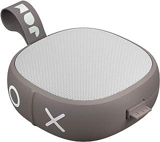 Jam Audio - Hang Up Shower Bluetooth Speaker, Stick Pad, 8 Hour Playtime, Waterproof, Dust Proof, Drop Proof IP67 Rating, ...