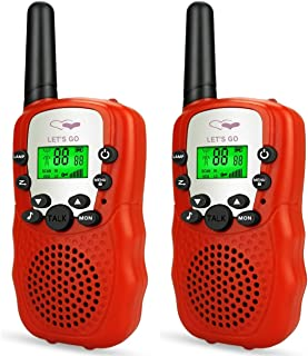 Dreamingbox Handheld Walkie Talkies for Kids - Best Gifts