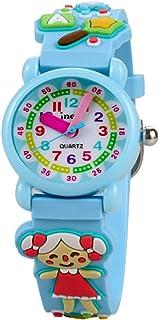 Kinderhorloge Leuke Kinderen Cartoon Horloge Waterdichte Quartz Horloge Basisschool Jongens Meisjes 3D Kinderen Siliconen ...