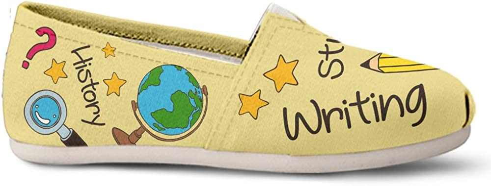 Gnarly Tees Elementary School Teacher Casual Shoes