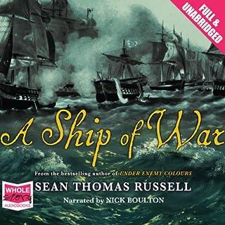 A Ship of War cover art