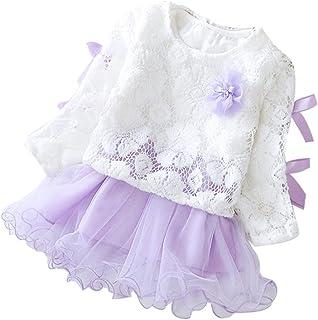 4415dfea5a602 DAY8 robe fille mode vetement bebe fille hiver robe de soirée fille robe  princesse fille pull