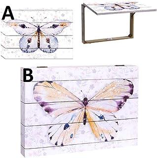 Tapa de contador de luz cubre cuadros electricos mariposa 46x32x7 cm 2 modelos A/B (Surtido a elegir 1, indíque preferencia tras pedido, si no se enviará cualquier modelo dependiendo stock)