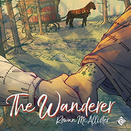 The Wanderer Audiobook By Rowan McAllister cover art