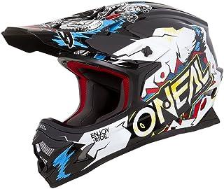 <h2>Oneal 3Series Villain Motocross Helm Weiß XS 53/54</h2>