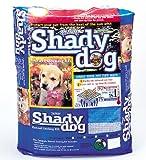 DeWitt 6-Feet by 10-Feet Shady Dog Shade Screen, Black