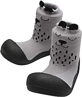 Attipas Cutie Baby Walker Shoes, Grey, XX-Large