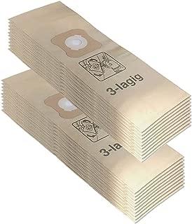 5 SACCHETTI ANALLERGICI IN CARTA ADATTABILI KIRBY G1-G2-G3-G4-G5-G6...G10