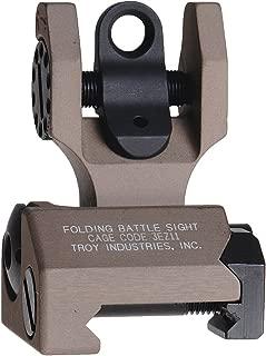 Troy Industries Folding Battle Sight Rear