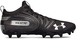 Under Armour Men's Nitro Mid MC Football Shoe