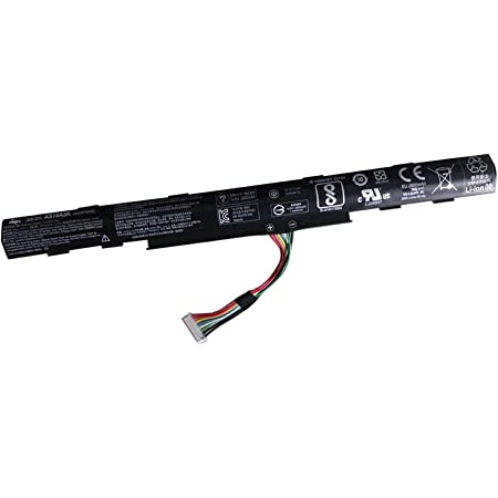 BattPit Laptop Battery for Acer AS16A5K AS16A7K AS16A8K Aspire E5-575 E5-575G E5-575T E5-575TG F5-521 F5-771G High Performance 2200mAh//32Wh