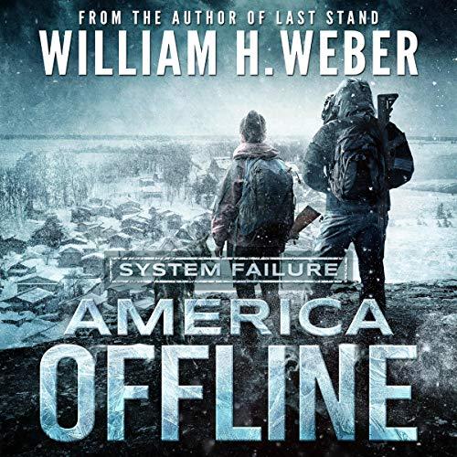 America Offline: System Failure audiobook cover art