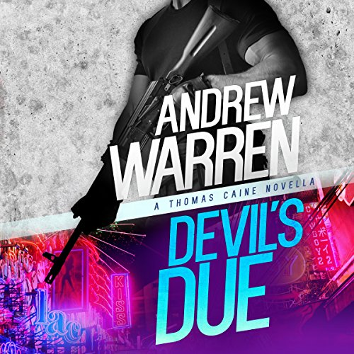 Devil's Due audiobook cover art