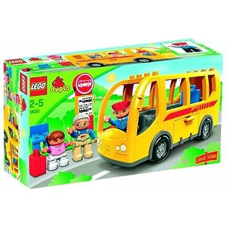 レゴ (LEGO) デュプロ バス 5636