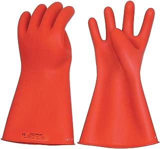 Salisbury Gloves E0011BL9 Salisbury by Honeywell E0011 11 Class 00 Rubber Linemens Electrical Gloves 9 12 Blue