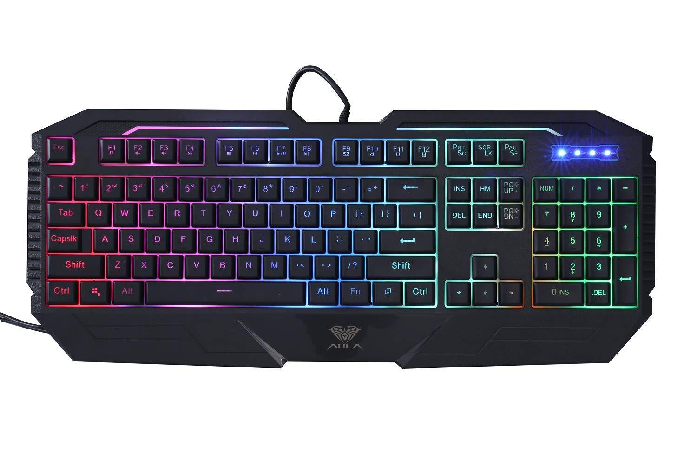 SI-2023 Gaming Keyboard Combo AULA SI-9013