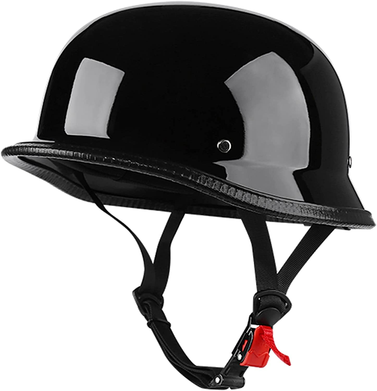 TCTCGXQ Motorcycle German Style Half Shipping Ranking TOP15 included Helmets Men for Women DOT C