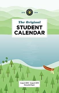 the original student calendar 2016 17