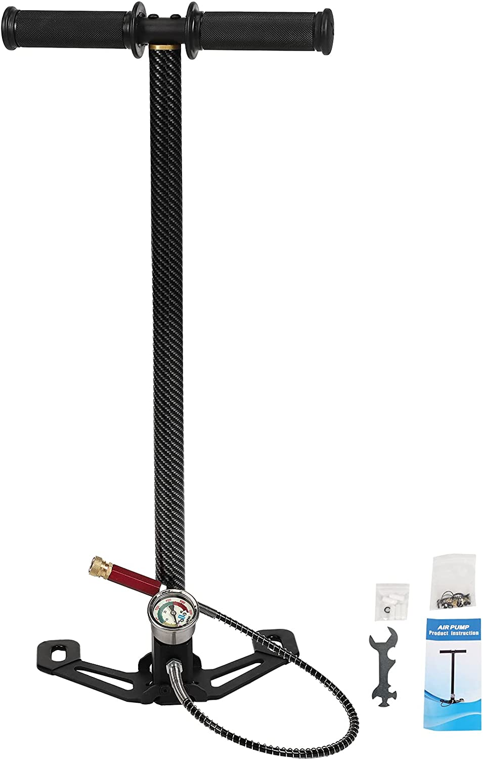 Eulbevoli 5 ☆ popular High Pressure Hand Pump Stainless Limited Special Price One Steel