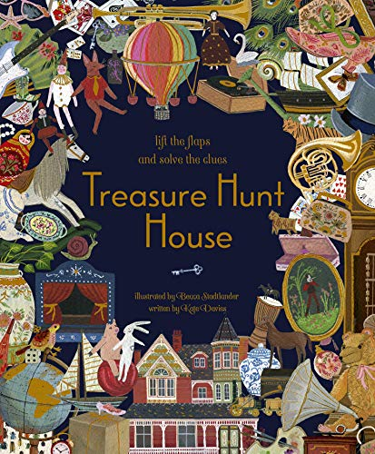 Treasure Hunt House: Lift the Flaps and Solve the Clues...
