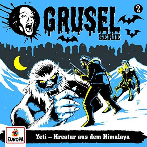 002/Yeti-Kreatur aus dem Himalaya [Vinyl LP]